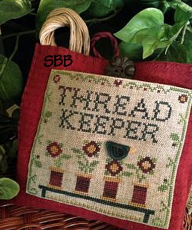 Little House Needleworks Thread Keeper