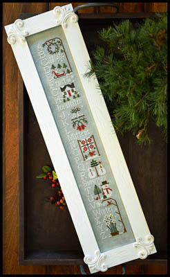 Little House Needleworks Winter ABCs