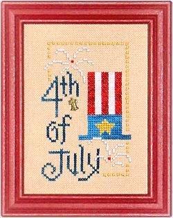 Lizzie*Kate Flip-It4th of July Flip-It