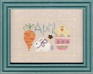 Lizzie*Kate Flip-It April Flip-It