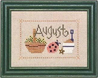 Lizzie*Kate Flip-It August Flip-It
