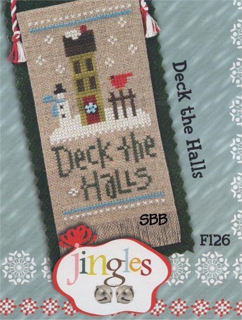 Lizzie*Kate Deck The Halls
