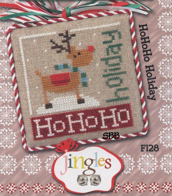 Lizzie*Kate HoHoHo Holiday