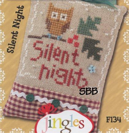 Lizzie*Kate Flip-It Silent Night
