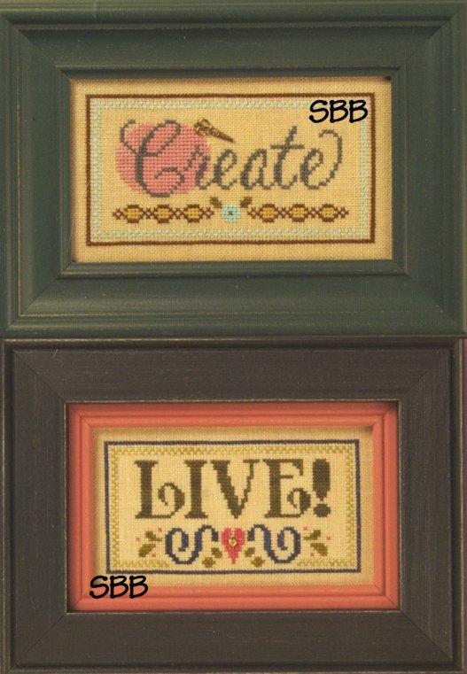 Lizzie*KateF75 Create/Live Double Flip