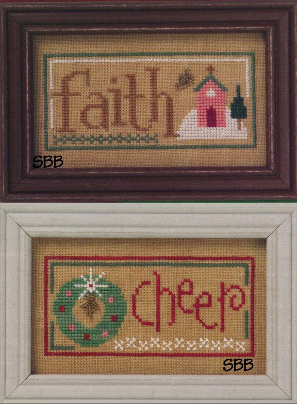 Lizzie*Kate Flip-ItF79 Faith/Cheer Double Flip