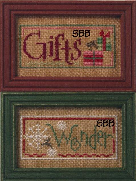 Lizzie*Kate Flip-ItF80 Gifts/Wonder Double Flip