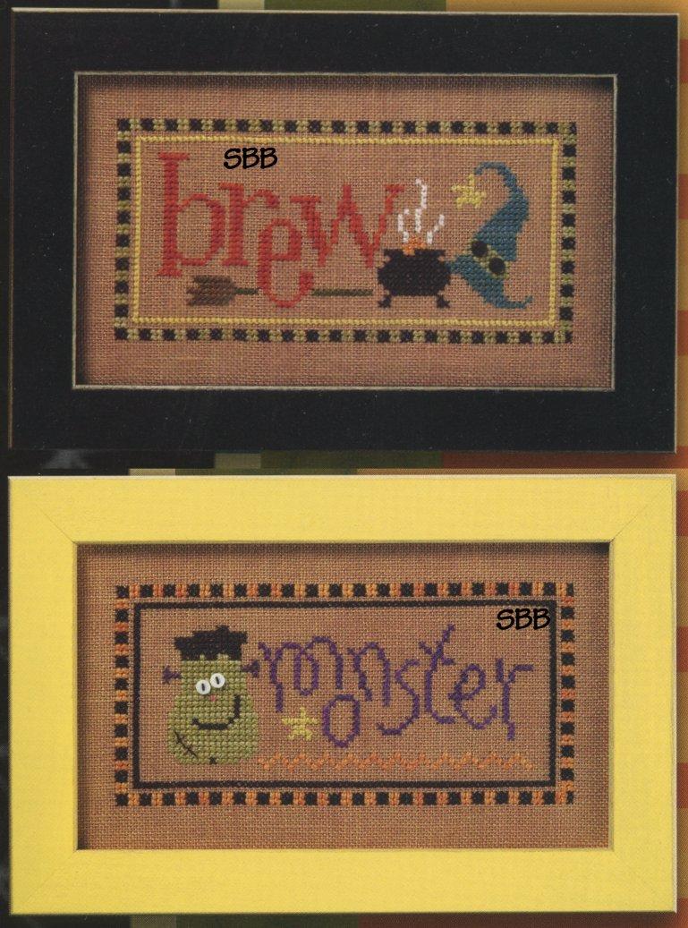 Lizzie*KateF86 Brew/Monster Halloween Double Flip