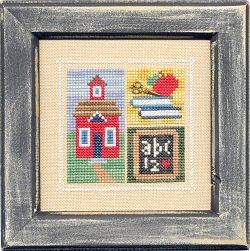 Lizzie*Kate Flip-It September Flip-It Blocks
