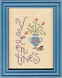 Lizzie*Kate Flip-It Valentine's Day Flip-It