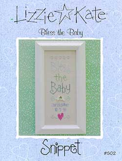 Lizzie*Kate Snippet 02 Bless the Baby