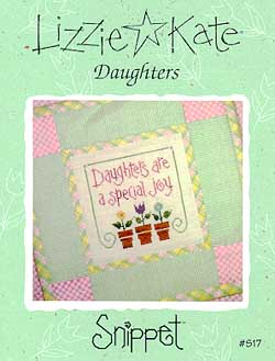 Lizzie*Kate Snippet 17 Daughters
