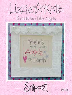 Lizzie*Kate Snippet 03 Friends are Like Angels