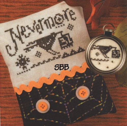Lizzie*Kate Snippets S120 Nevermore