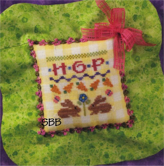 Lizzie*Kate Snippets S78 Hop Squared