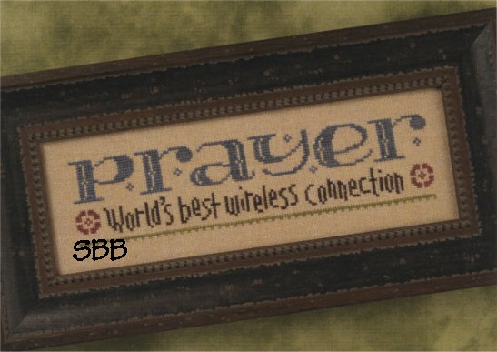 Lizzie*Kate Snippets S91 Prayer Connection
