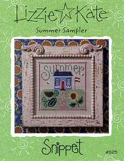 Lizzie*Kate Snippet 25 Summer Sampler