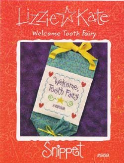 Lizzie*Kate Snippets 59 Welcome Tooth Fairy