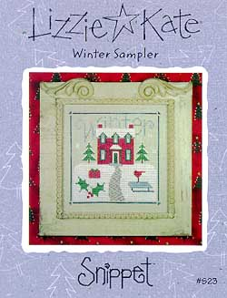 Lizzie*Kate Snippet 23 Winter Sampler