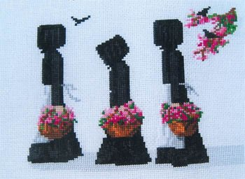Lynn's Prints Flower Girls