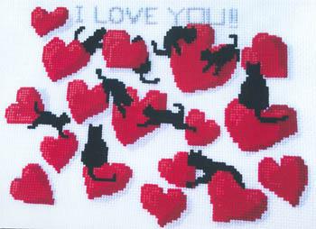 Lynn's Prints I Love You