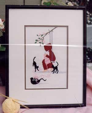 Lynn's Prints Knitting Challenge