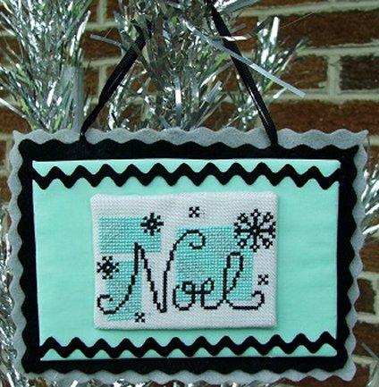 Misty Hill Studio A Mid~Century Modern Christmas Series ~ Noel