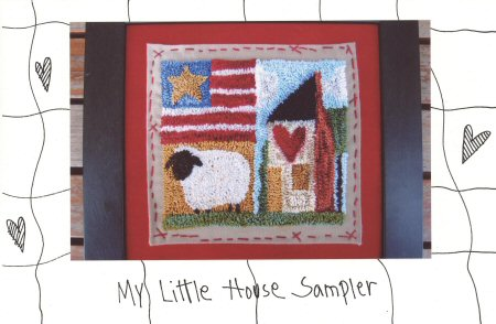 Mosey 'N Me Closeout  My Little House Sampler