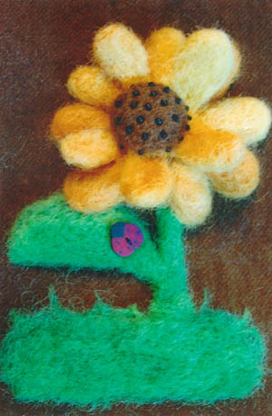 Mosey 'N Me Closeout  Needle Felting 102