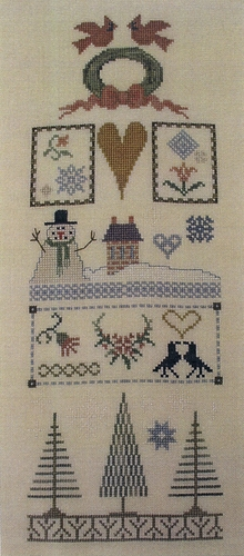 Mosey 'N Me Closeout  Winter Wonderland Sampler