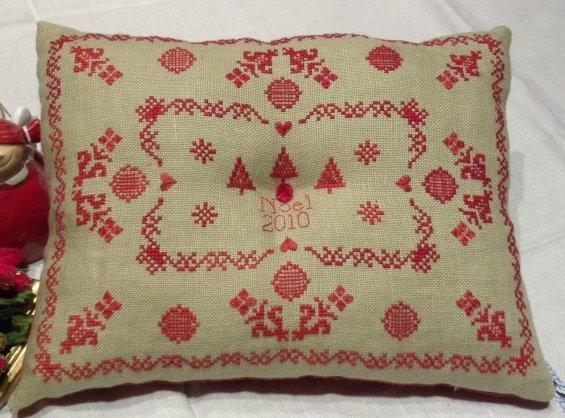 MTV Designs  Christmas Pillow