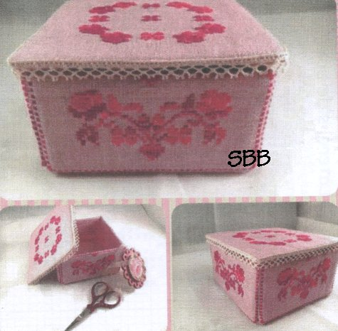 MTV Designs My Little Sewing Box In Spring