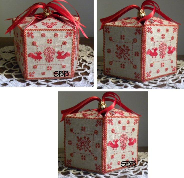 MTV Designs Treasure Of Love ~ Five Sided Box