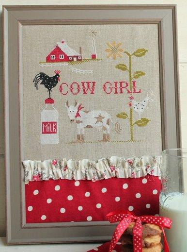 Madame Chantilly Cow Girl