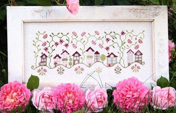 Madame Chantilly Roses Village