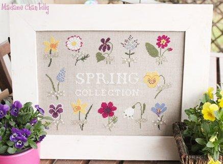 Madame Chantilly Spring Collection