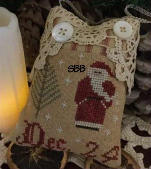 Mani di Donna 24th of December Ornaments