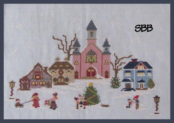 Mani di Donna Christmas In Town