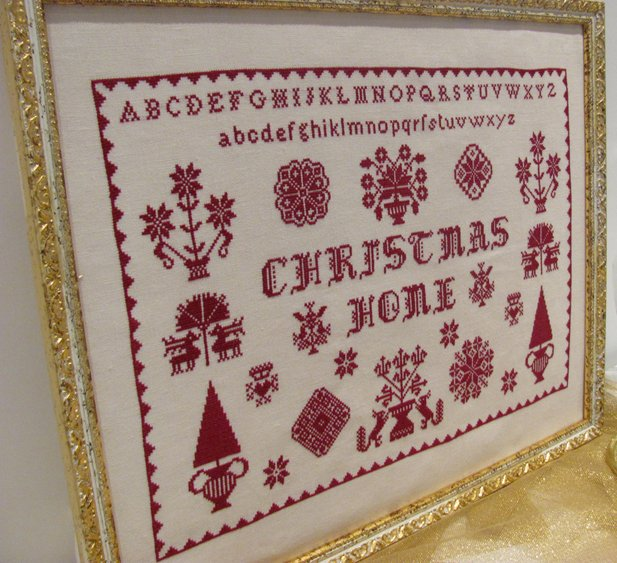 Mani di Donna Sampler Christmas Home