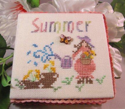 Mani di Donna The Summer Pinkeep