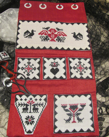 Mani di Donna Vierlanden Sewing Set