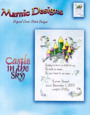 MarNic Designs Castle in the Sky - Baby Ann