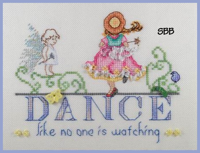 MarNic Designs Dance Like No One Is Watching