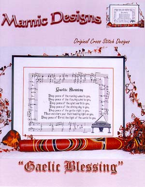MarNic Designs Gaelic Blessing