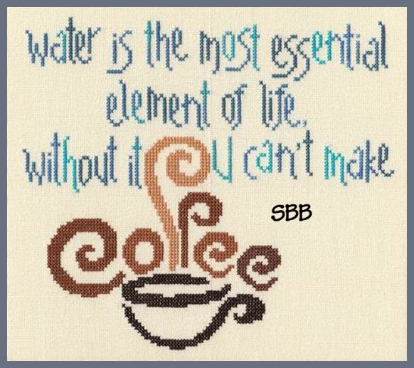 MarNic Designs Little Chuckles ~ Water Is Essential