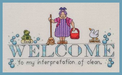MarNic Designs My Interpretation Of Clean