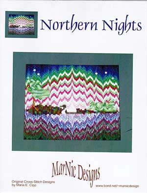 MarNic Designs Northern Lights