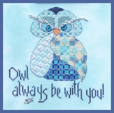 MarNic Designs Owl Always Be With You