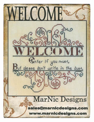 MarNic Designs Welcome
