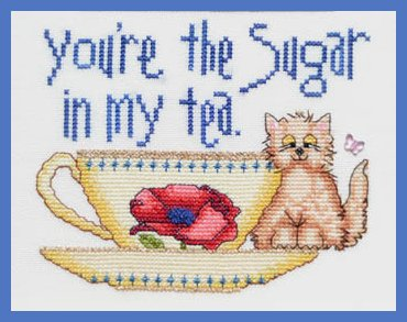 MarNic Designs You're The Sugar In My Tea